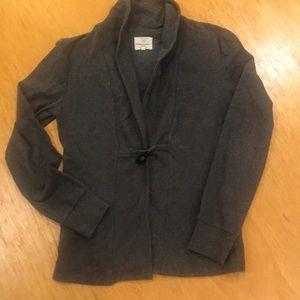 Banana Republic Fleece Sweater Cardigan
